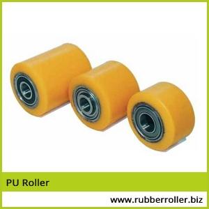 Rubber Roller Manufacturer Industrial Rubber Roller Exporter