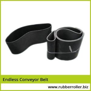 Endless Rubber Conveyor Belt | Service, Conveyor Belt in India