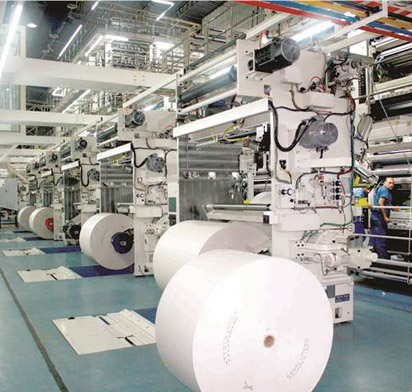 Paper Industry Supplier in India,