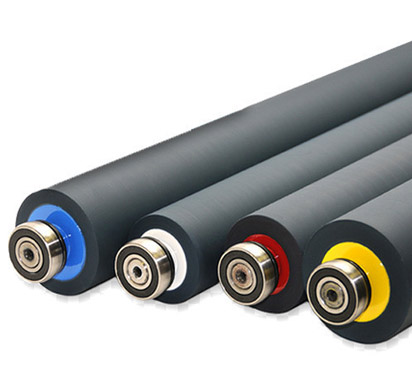 Rubber Roller, Lug Type Air Expandable Shaft Manufacturer